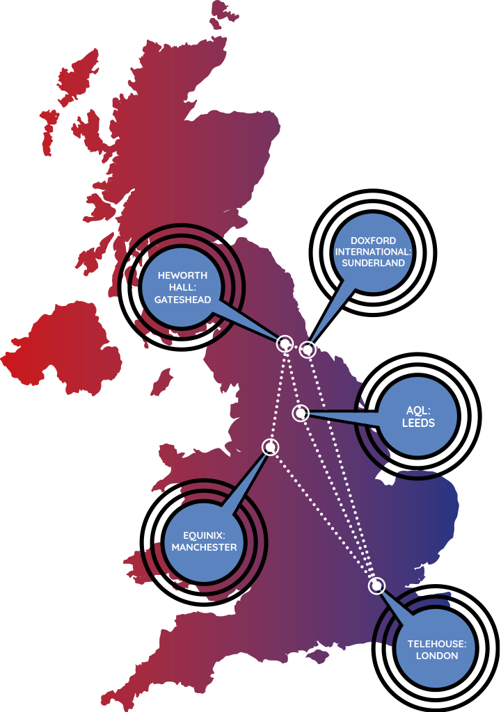 Aspire Data Centres Network