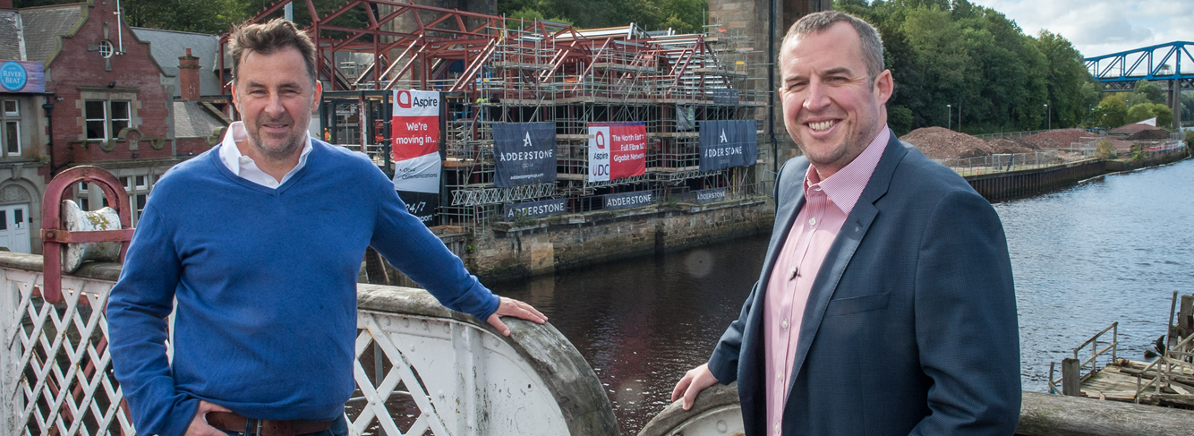 Aspire named as new tenant in landmark development on Gateshead Quays
