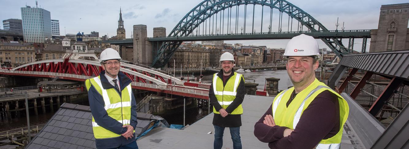Aspire set to transform Newcastle's digital future with multi-million-pound full fibre rollout